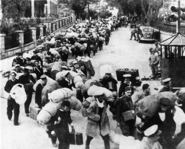 World War II「Leaving Hong Kong」:写真・画像(6)[壁紙.com]