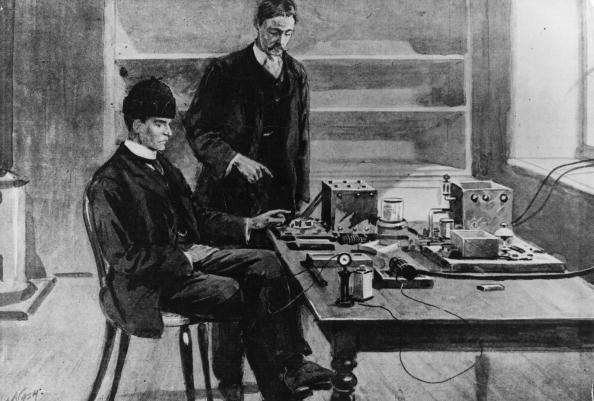 Communication「Marconi」:写真・画像(16)[壁紙.com]