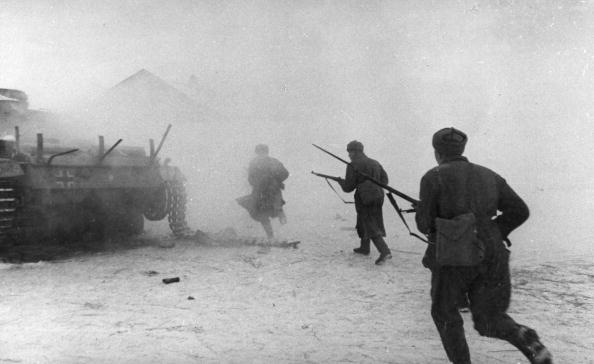 Soviet Military「Soviet Counter-Attack」:写真・画像(10)[壁紙.com]