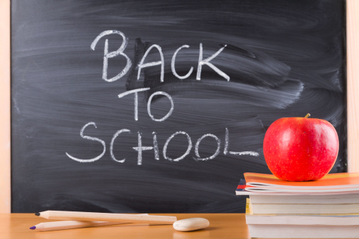 Chalk - Art Equipment「back to school」:スマホ壁紙(5)