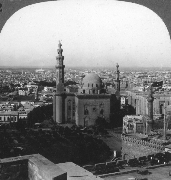 Superb view「'Cairo - home of the Arabian nights, greatest city of Africa, Egypt', 1905.Artist: Underwood & Underwood」:写真・画像(4)[壁紙.com]