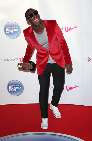 Red Blazer「Barclaycard Mercury Prize - Arrivals」:写真・画像(18)[壁紙.com]