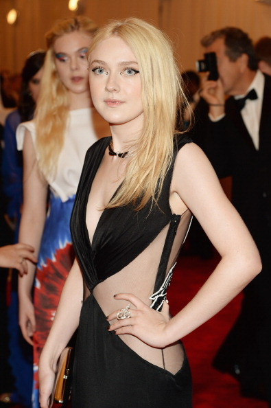 """Eyeliner「""""PUNK: Chaos To Couture"""" Costume Institute Gala」:写真・画像(19)[壁紙.com]"""