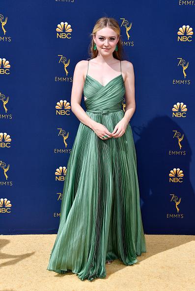 Green Color「70th Emmy Awards - Arrivals」:写真・画像(16)[壁紙.com]