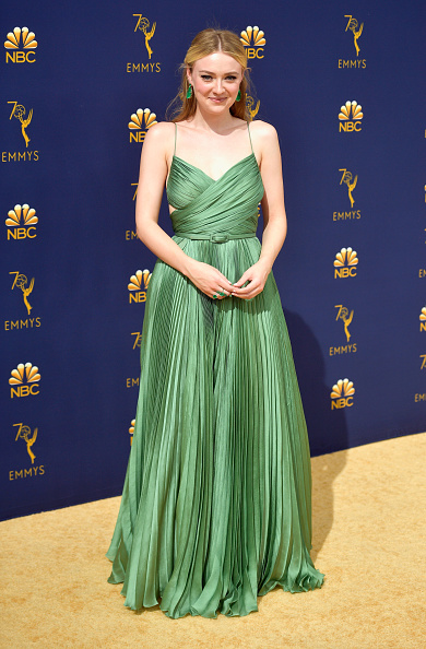 Green Color「70th Emmy Awards - Arrivals」:写真・画像(17)[壁紙.com]