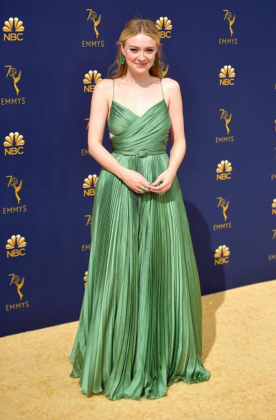 Green Color「70th Emmy Awards - Arrivals」:写真・画像(18)[壁紙.com]