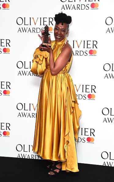 サイド刈り上げ「The Olivier Awards 2017 - Winners Room」:写真・画像(10)[壁紙.com]