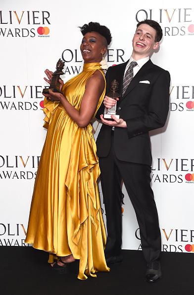 Eamonn M「The Olivier Awards 2017 - Winners Room」:写真・画像(5)[壁紙.com]