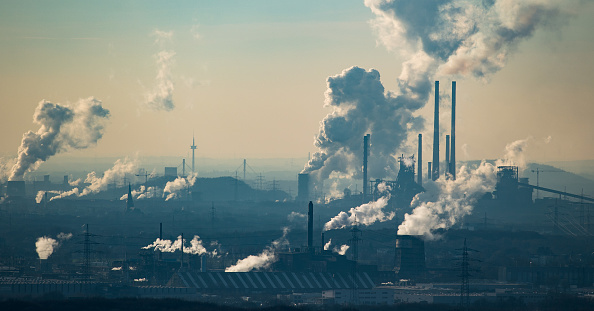 Greenhouse Gas「Reports Indicate 2016 Was Hottest Year On Record」:写真・画像(17)[壁紙.com]