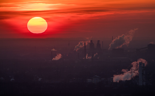 Air Pollution「Reports Indicate 2016 Was Hottest Year On Record」:写真・画像(12)[壁紙.com]