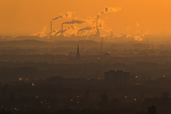 Greenhouse Gas「Reports Indicate 2016 Was Hottest Year On Record」:写真・画像(0)[壁紙.com]