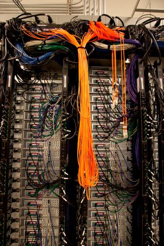Data Center「Installing data server farm」:スマホ壁紙(2)