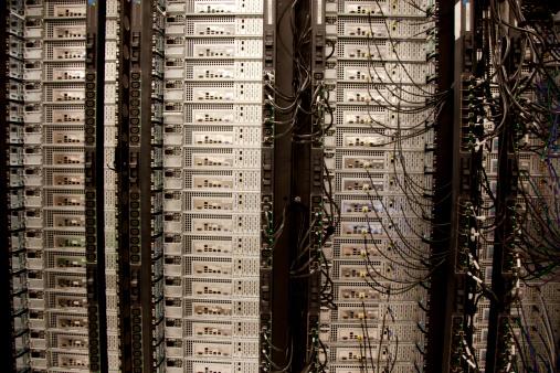Data Center「Installing data server farm」:スマホ壁紙(8)