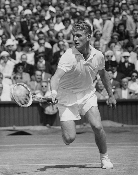 Lew Hoad「Wimbledon Lawn Tennis Championships」:写真・画像(13)[壁紙.com]