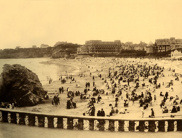 20th Century「Biarritz - A La Grande Plage」:写真・画像(3)[壁紙.com]