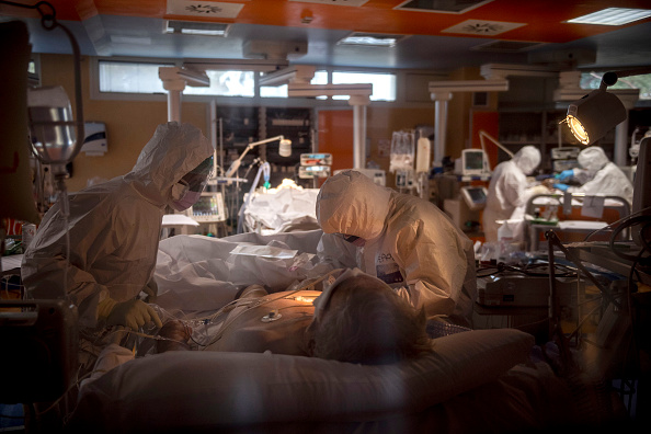 Hospital「Coronavirus Outbreak Continues In Italy」:写真・画像(9)[壁紙.com]