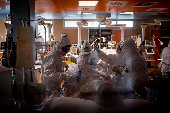 Italy「Coronavirus Outbreak Continues In Italy」:写真・画像(18)[壁紙.com]