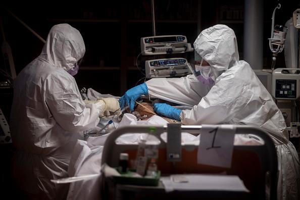 Italy「Coronavirus Outbreak Continues In Italy」:写真・画像(7)[壁紙.com]