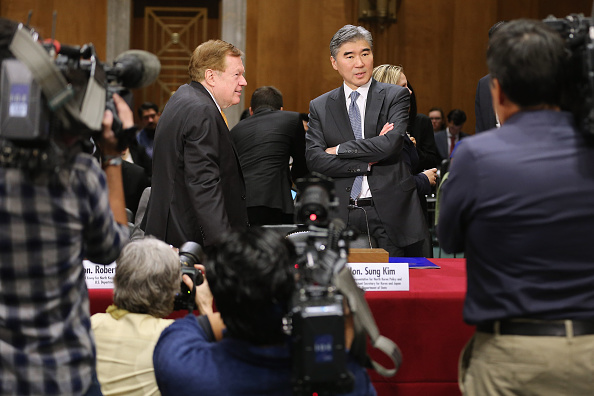 Robert King「Senate Foreign Relations Committee Holds Hearing On North Korea De-Nuclearization」:写真・画像(0)[壁紙.com]