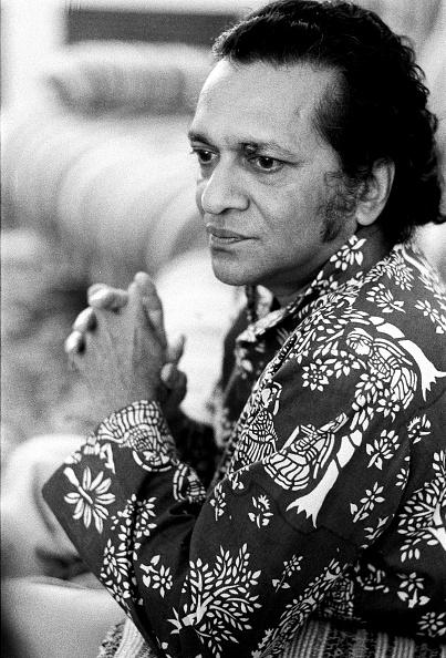 Classical Musician「Ravi Shankar」:写真・画像(4)[壁紙.com]