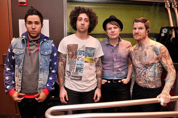 Stephen Lovekin「Fall Out Boy At iHeartRadio Live」:写真・画像(18)[壁紙.com]