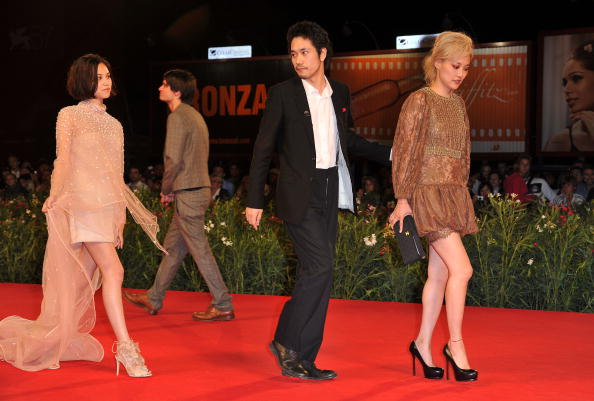 Kiko Mizuhara「Norwegian Wood - Premiere:67th Venice Film Festival」:写真・画像(11)[壁紙.com]