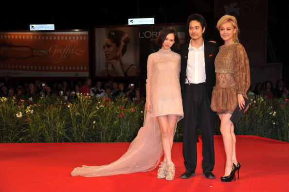 Kiko Mizuhara「Norwegian Wood - Premiere:67th Venice Film Festival」:写真・画像(14)[壁紙.com]