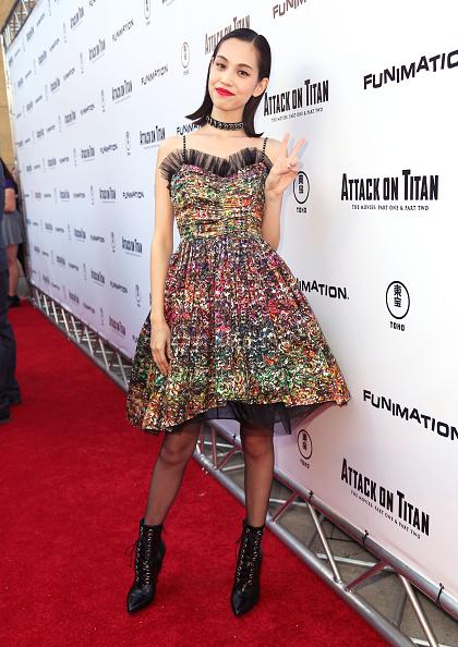 """Kiko Mizuhara「""""ATTACK ON TITAN"""" World Premiere」:写真・画像(1)[壁紙.com]"""