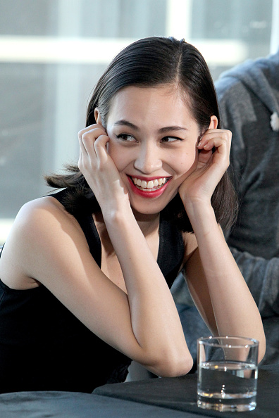"""Kiko Mizuhara「""""ATTACK ON TITAN"""" World Premiere」:写真・画像(0)[壁紙.com]"""