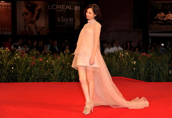 Kiko Mizuhara「Norwegian Wood - Premiere:67th Venice Film Festival」:写真・画像(17)[壁紙.com]