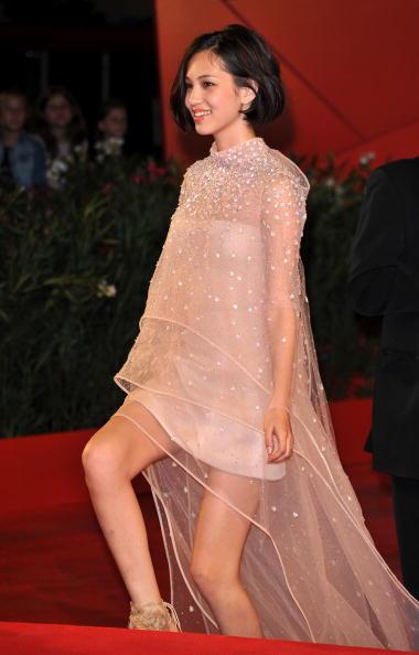 Kiko Mizuhara「Norwegian Wood - Premiere:67th Venice Film Festival」:写真・画像(11)[壁紙.com]