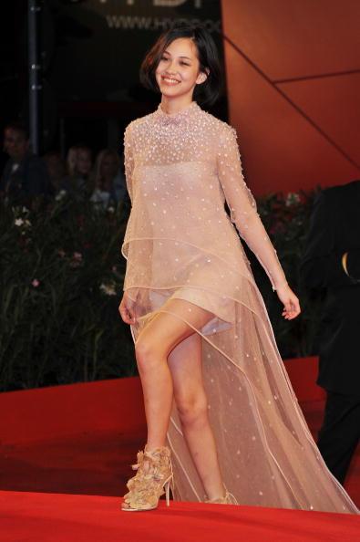 Kiko Mizuhara「Norwegian Wood - Premiere:67th Venice Film Festival」:写真・画像(10)[壁紙.com]