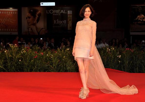 Kiko Mizuhara「Norwegian Wood - Premiere:67th Venice Film Festival」:写真・画像(8)[壁紙.com]