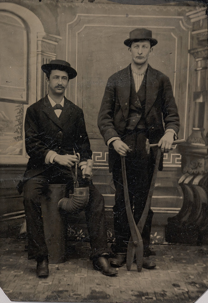 Bow Tie「Two Stovepipe Makers」:写真・画像(18)[壁紙.com]