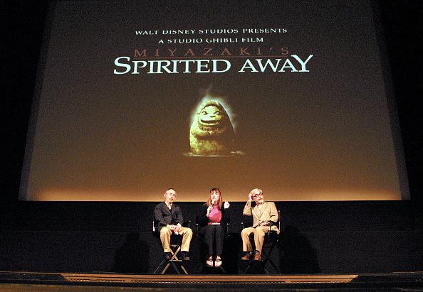 Walt Disney - Film Producer「Hayao Miyazaki And Toshio Suzuli The Film Spirited Away」:写真・画像(18)[壁紙.com]
