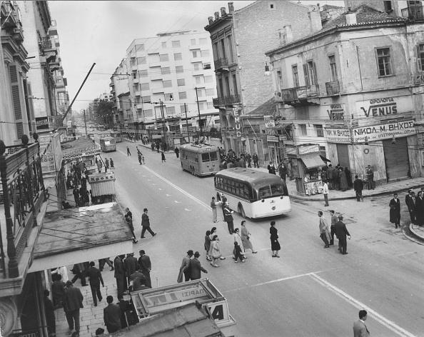 Athens - Greece「Greek Street」:写真・画像(12)[壁紙.com]