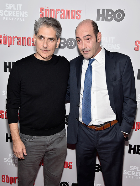 "The Sopranos - Television Show「""The Sopranos"" 20th Anniversary Panel Discussion」:写真・画像(8)[壁紙.com]"