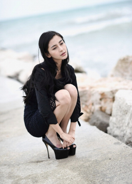 Angelababy「Angelababy Portrait Session - The 69th Venice Film Festival」:写真・画像(10)[壁紙.com]
