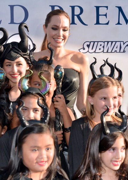 "El Capitan Theatre「The World Premiere Of Disney's ""Maleficent""」:写真・画像(12)[壁紙.com]"