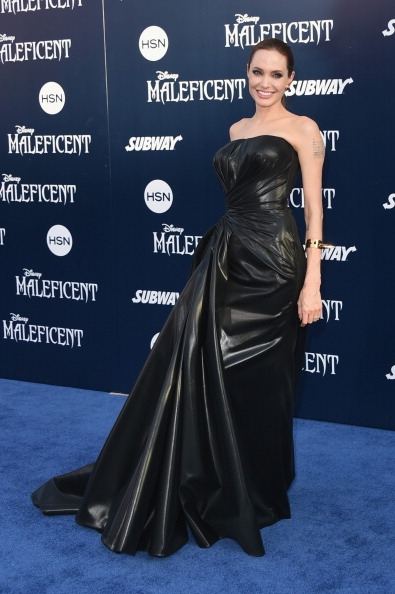 """Ruched「World Premiere Of Disney's """"Maleficent"""" - Arrivals」:写真・画像(7)[壁紙.com]"""