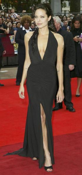 Black Color「Angelina Jolie」:写真・画像(9)[壁紙.com]
