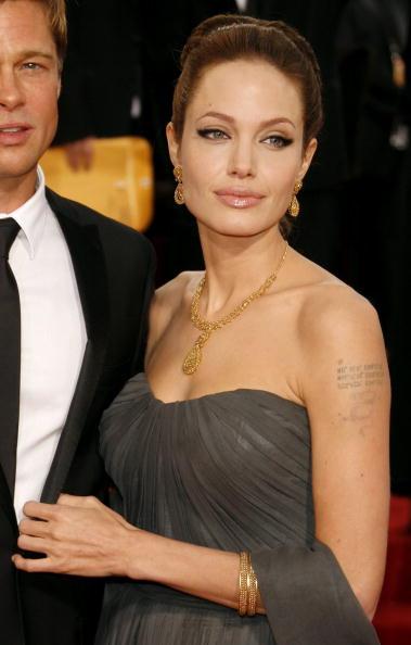 Golden Globe Awards 2007「The 64th Annual Golden Globe Awards - Arrivals」:写真・画像(9)[壁紙.com]