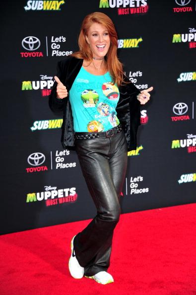 """El Capitan Theatre「Premiere Of Disney's """"Muppets Most Wanted"""" - Arrivals」:写真・画像(6)[壁紙.com]"""