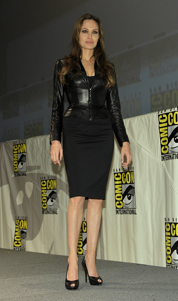 "Stiletto「""Salt"" Panel - Comic-Con 2010」:写真・画像(9)[壁紙.com]"