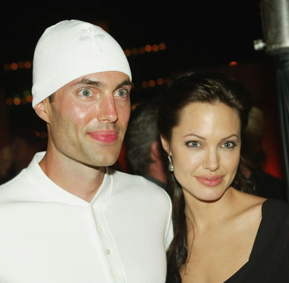 Brother「James Haven and Angelina Jolie」:写真・画像(8)[壁紙.com]