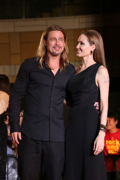 Long「'World War Z' Japan Premiere」:写真・画像(4)[壁紙.com]