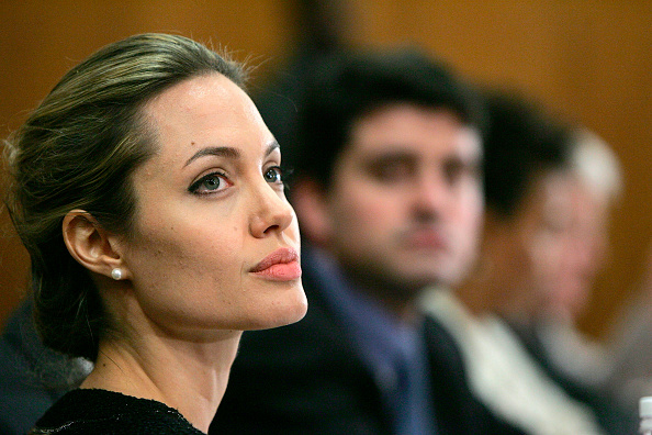 Win McNamee「Angelina Jolie Meets With Lawmakers On Capitol Hill」:写真・画像(11)[壁紙.com]