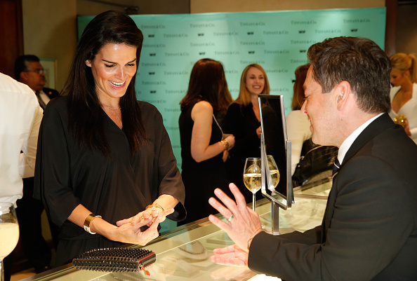 Joe Scarnici「Tiffany & Co. And Women In Film Celebrate Sue Kroll」:写真・画像(17)[壁紙.com]