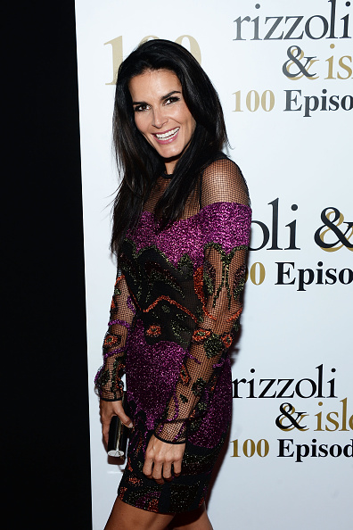 """Angie Harmon「100 Episode Celebration Of TNT's """"Rizzoli And Isles"""" - Arrivals」:写真・画像(14)[壁紙.com]"""