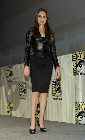"Leather Jacket「""Salt"" Panel - Comic-Con 2010」:写真・画像(2)[壁紙.com]"